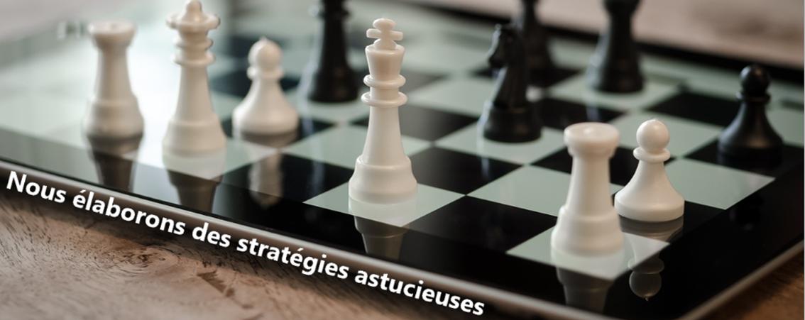 4 stratégies astucieuses ok