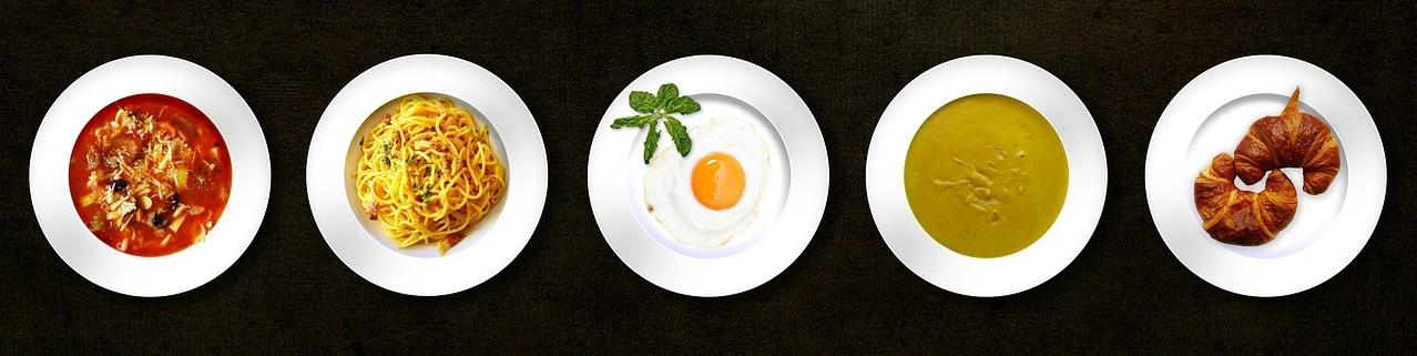 des assiettes colorées, la clé de réussite d'une alimentation équilibrée maubeuge, valenciennes